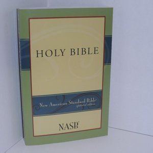 LIKE NEW - NASB Bible by Foundation Publications
